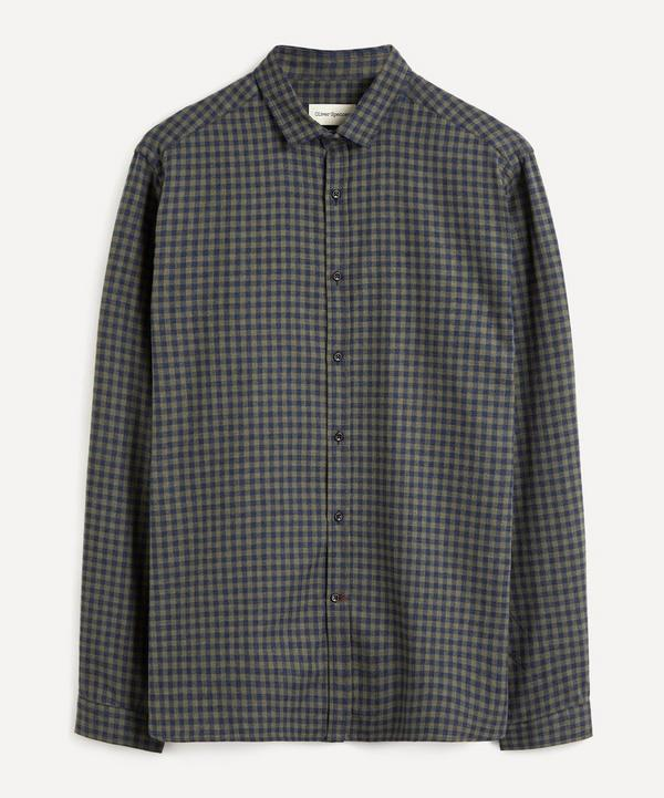 Oliver Spencer - Clerkenwell Tab Shirt