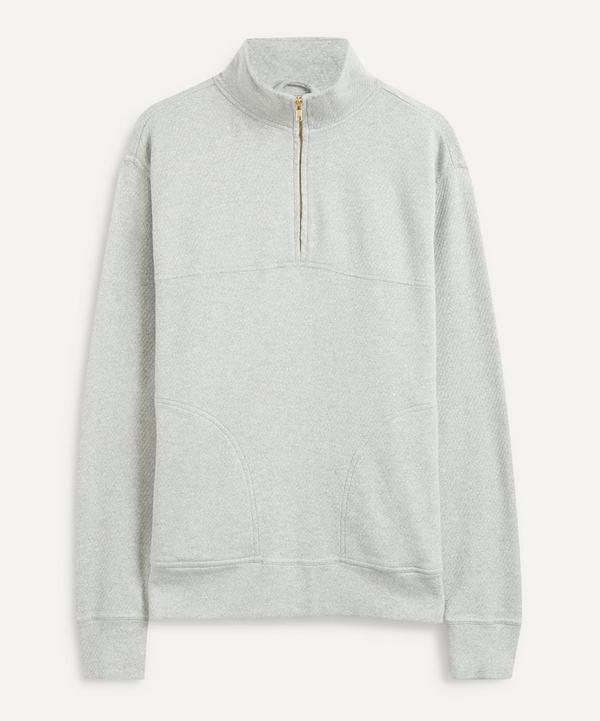 Oliver Spencer - Freston Half-Zip Sweatshirt
