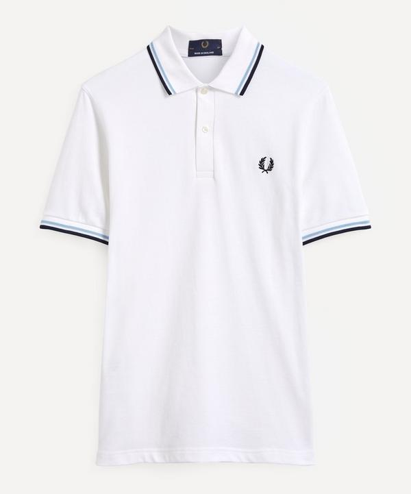 Fred Perry - M12 Twin-Tipped Shirt