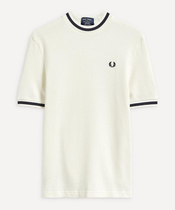 Fred Perry - Textured Piqué T-Shirt