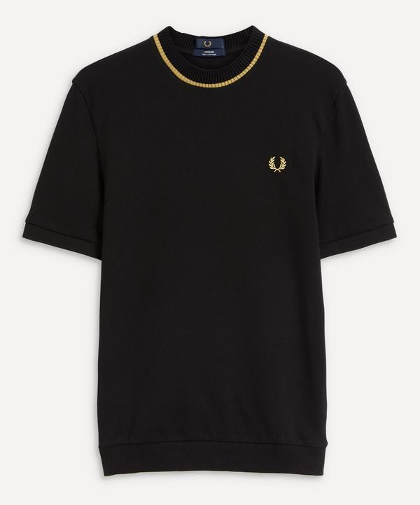 Fred Perry - Crew-Neck Piqué T-Shirt