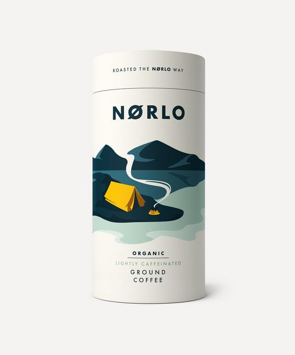 Norlo - Organic Lightly Caffeinated Ground Coffee 200g