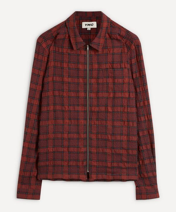 YMC - Bowie Check Shirt