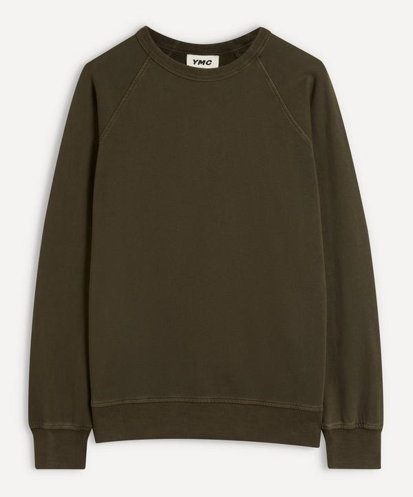 YMC - Schrank Raglan Sweatshirt