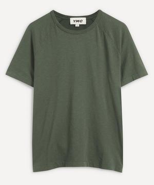 Television Raglan T-Shirt