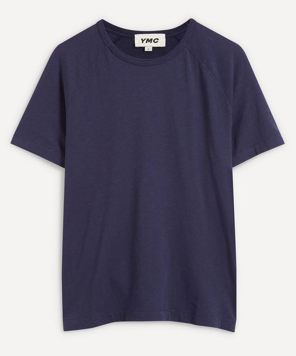 YMC - Television Raglan T-Shirt