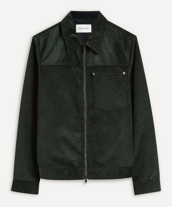 Wood Wood - Epan 8w Zip Shirt