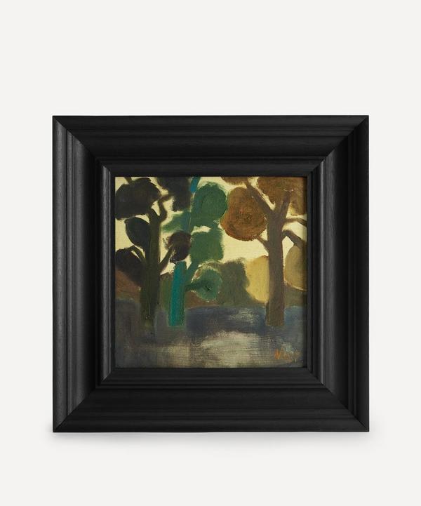 Andrew Viner - Evening Sky Original Framed Painting