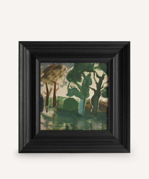 Andrew Viner - Grey Sky Original Framed Painting