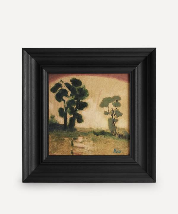 Andrew Viner - Late Evening Winchelsea Original Framed Painting