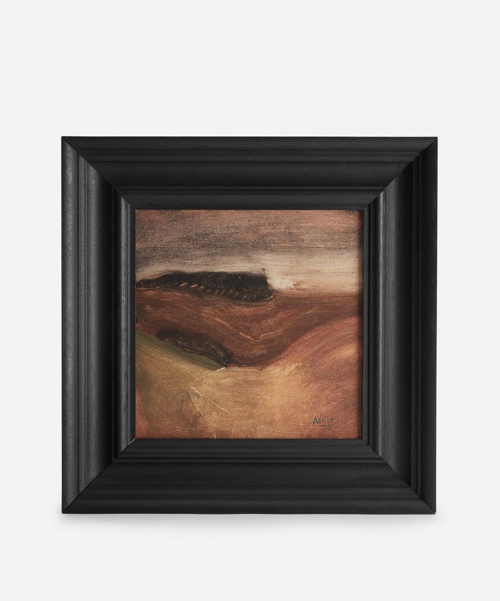 Andrew Viner - Row of Pines Original Framed Painting