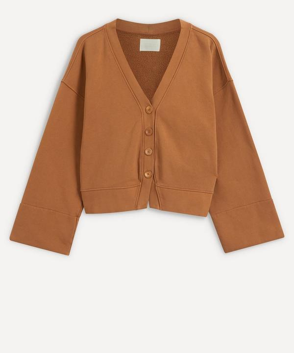 Citizens of Humanity - Ruby Fleece Wide-Sleeves Cardigan