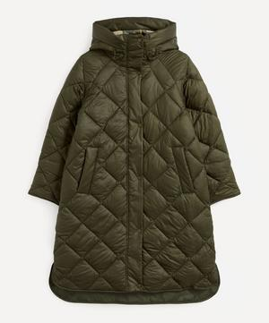 Sandyford Long Quilted Coat