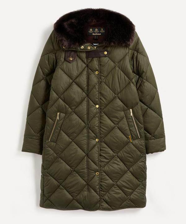 Barbour - Ballater Quilted Coat
