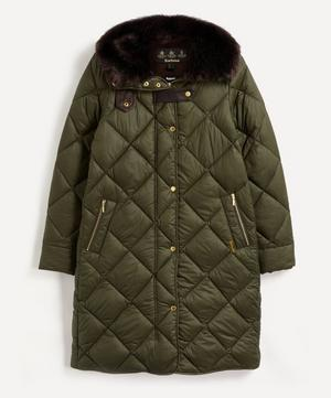 Ballater Quilted Coat