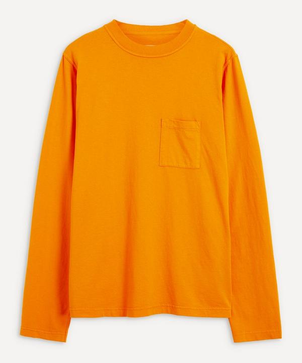 Albam - Long-Sleeved Workwear T-Shirt
