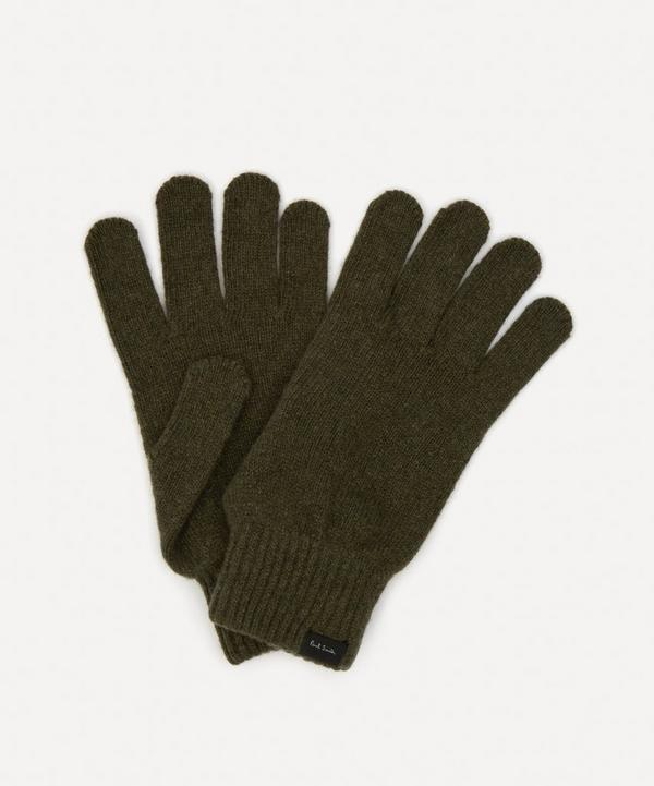 Paul Smith - Cashmere-Blend Gloves