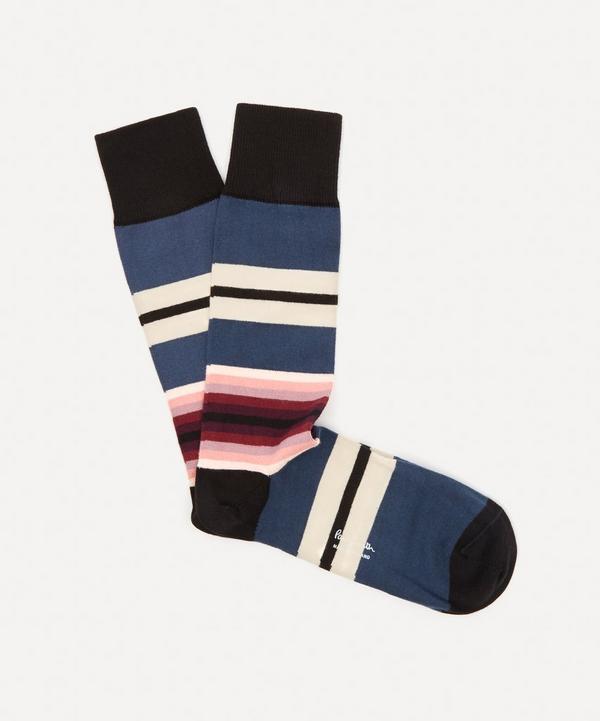 Paul Smith - Block Stripe Socks