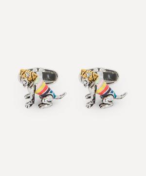 Jumper Dog Cufflinks
