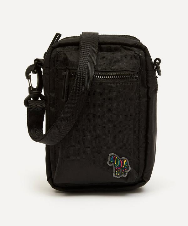 PS Paul Smith - Zebra Patch Crossbody Bag