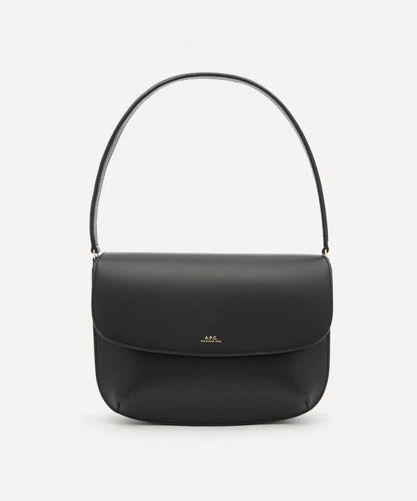A.P.C. - Sarah Leather Cross-Body Bag