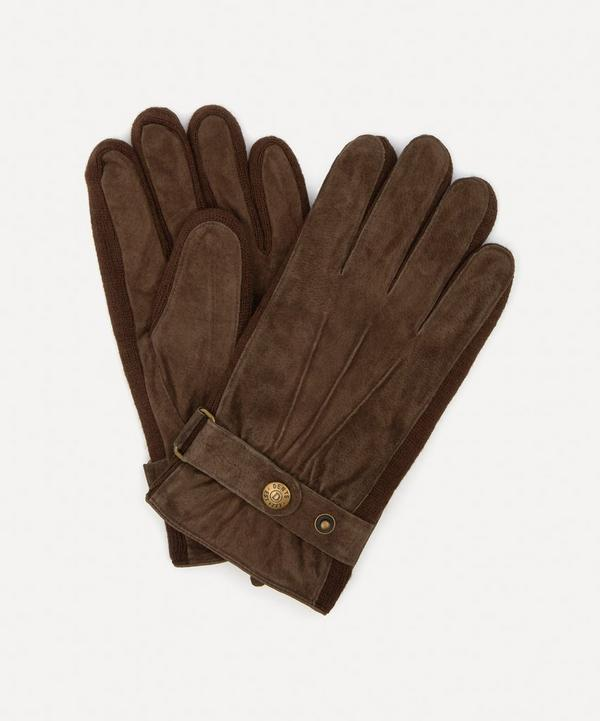 Dents - Chester Suede Walking Gloves