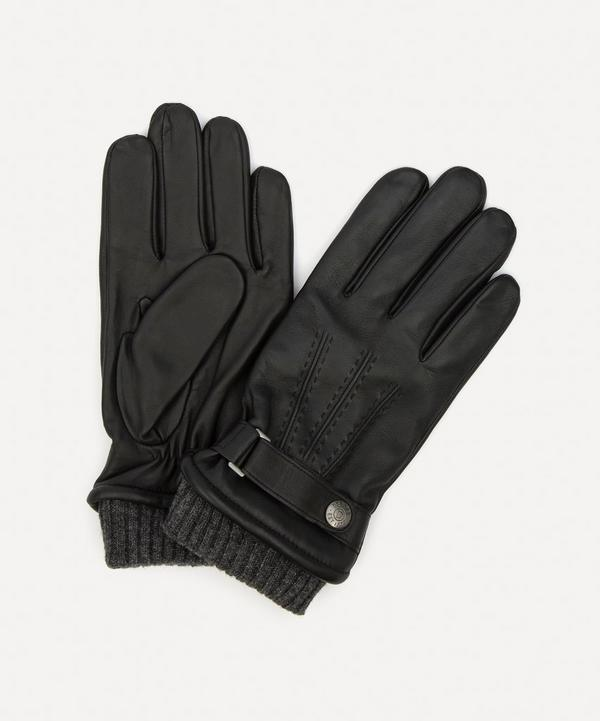 Dents - Henley Lined Touchscreen Leather Gloves