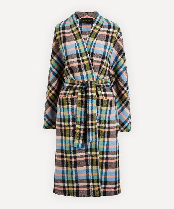 Stine Goya - Fernanda Check Coat