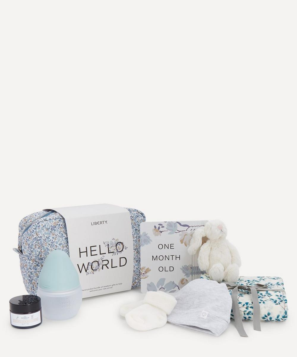 Liberty - Hello World Baby Kit Hannah Print 2021