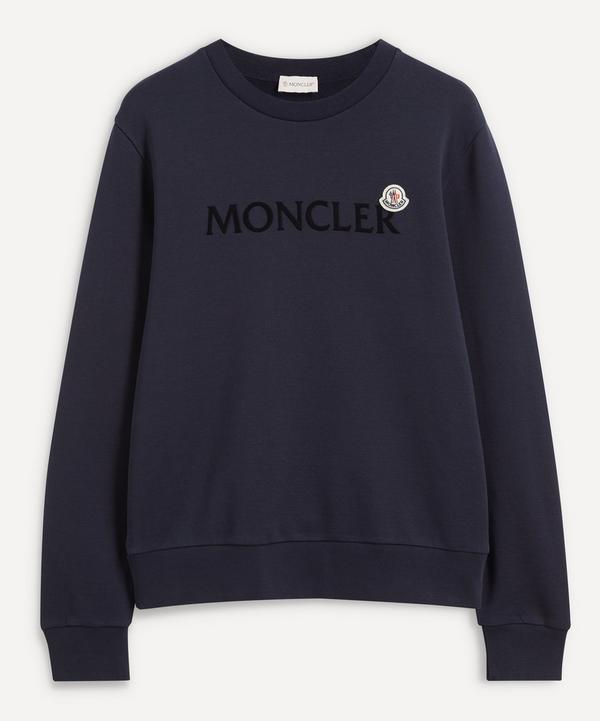 Moncler - Logo Lettering Sweatshirt