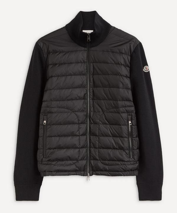 Moncler - Zipper Padded Cardigan