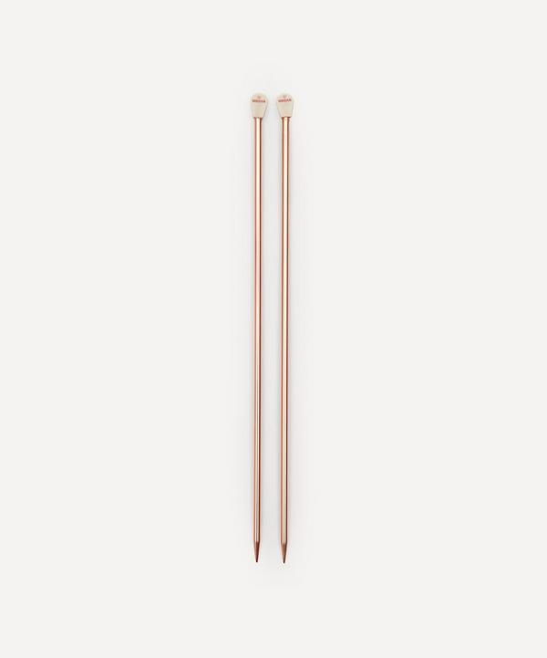 DMC - 6mm Rose Gold Knitting Needles