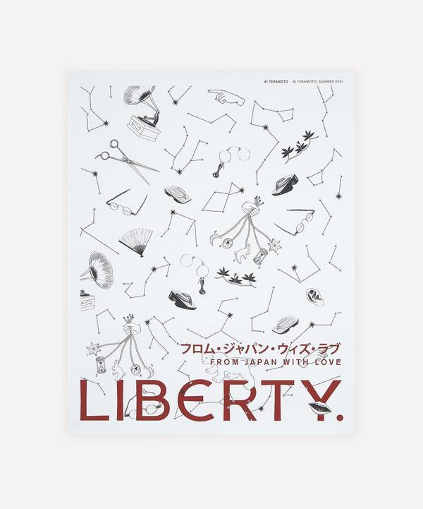 Liberty - Unframed Ai Teramoto Liberty Art Print