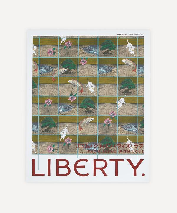 Liberty - Unframed Nana Liberty Art Print