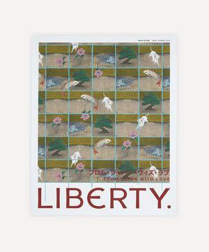 Unframed Nana Liberty Art Print