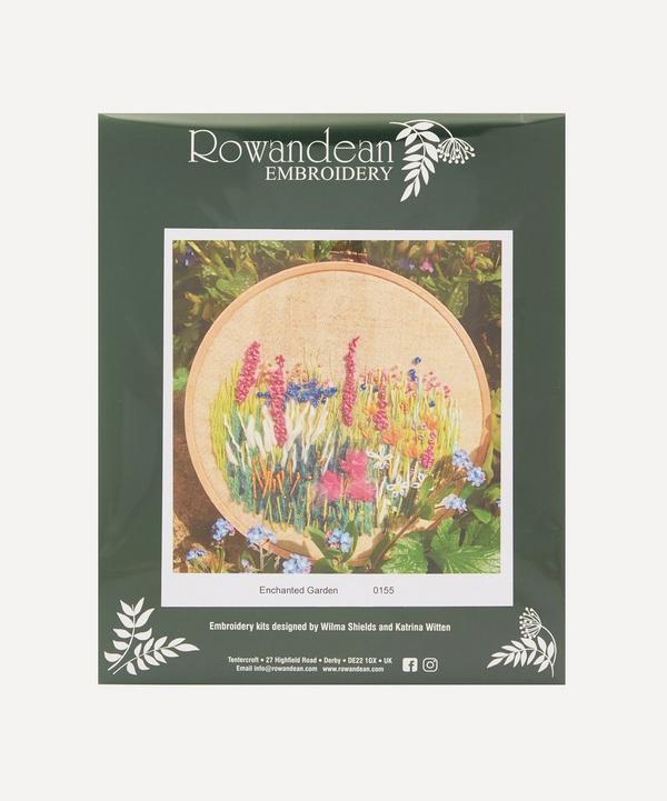 Rowandean Embroidery - Enchanted Garden Hand Embroidery Kit
