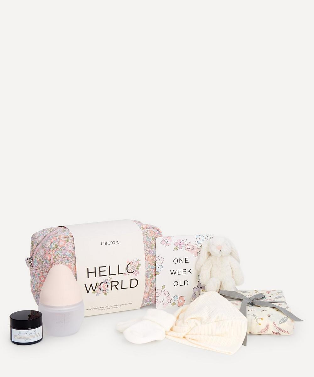 Liberty - Hello World Baby Kit Michelle Print 2021
