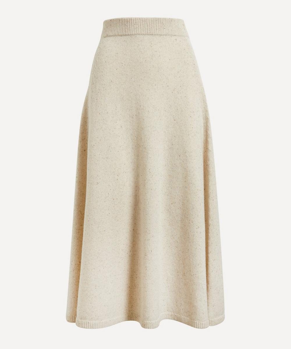 Joseph - Tweed Knit Skirt