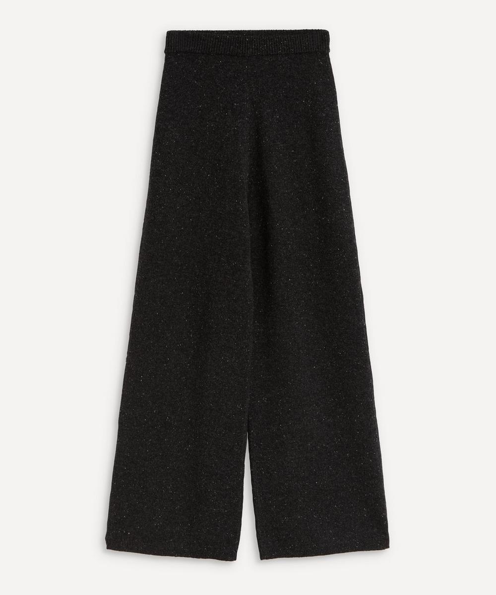 Joseph - Tweed Knit Trousers