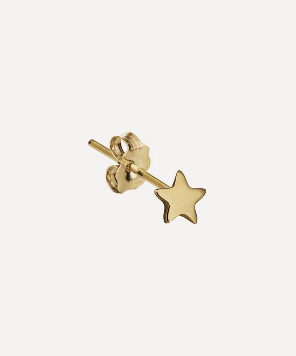 Maria Tash - Plain Star Stud Earring