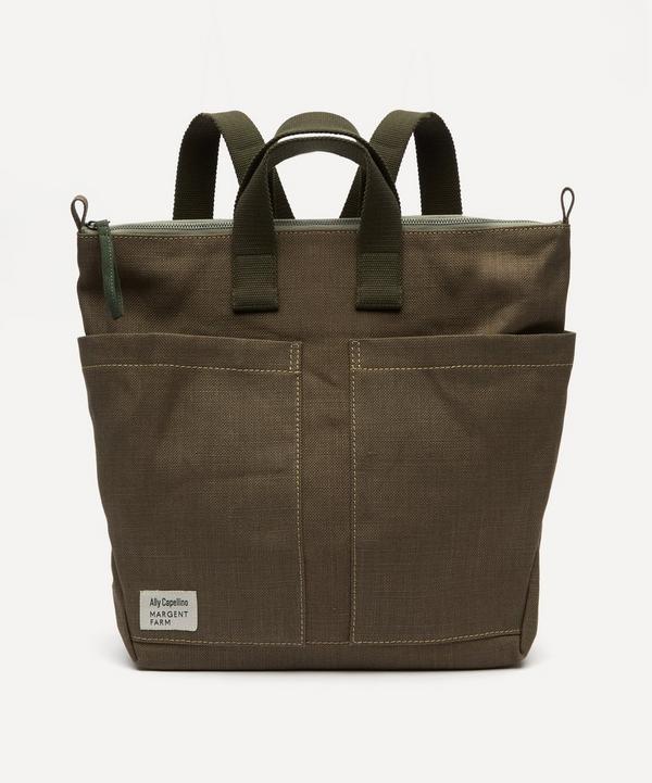 Ally Capellino - Margent Farm Hemp Backpack
