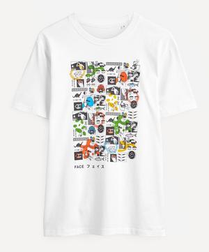 Mr Face Organic Cotton T-Shirt