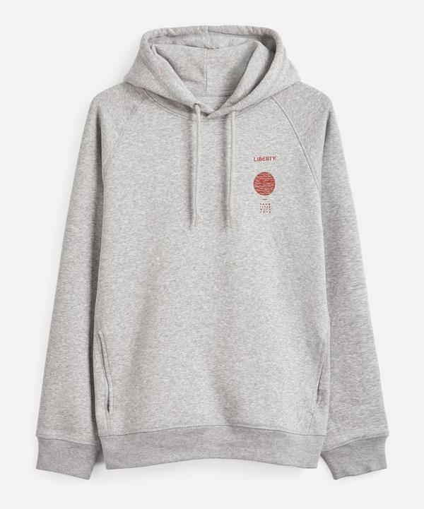 Liberty - On The Ball Organic Brushed Cotton-Blend Hoodie