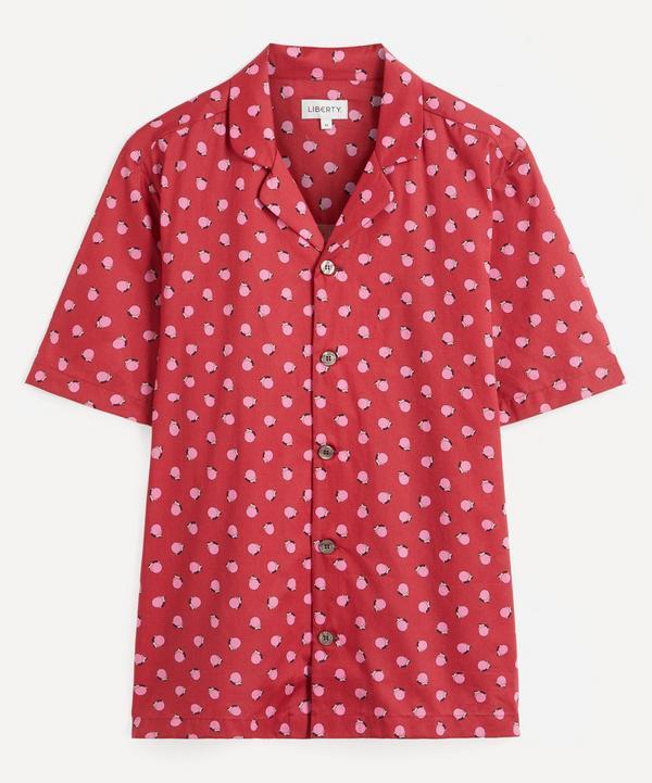Liberty - On The Ball Tana Lawn™ Cotton Cuban Collar Casual Shirt