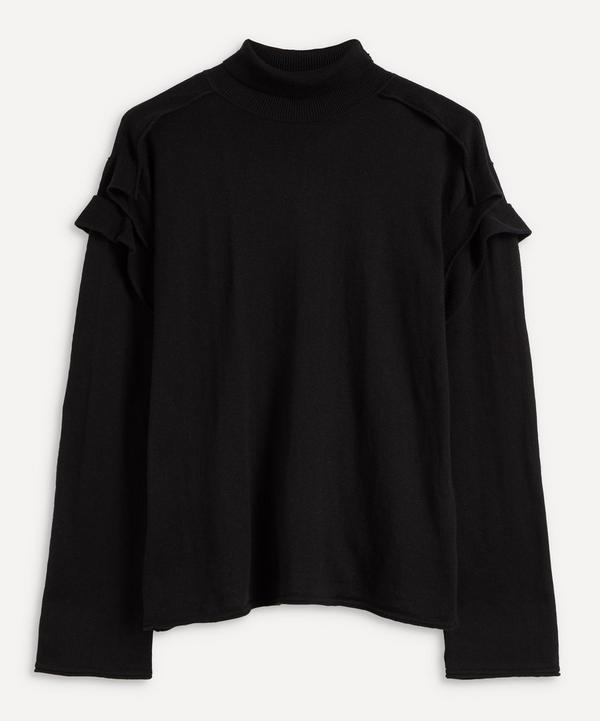 palmer//harding - Cotton-Cashmere Polo-Neck Jumper