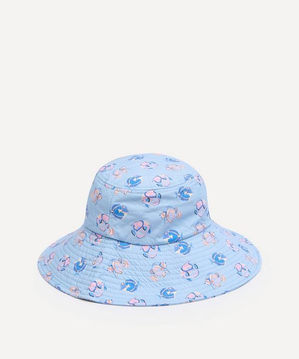 HELMSTEDT - Fishscape Quilted Cotton Bucket Hat