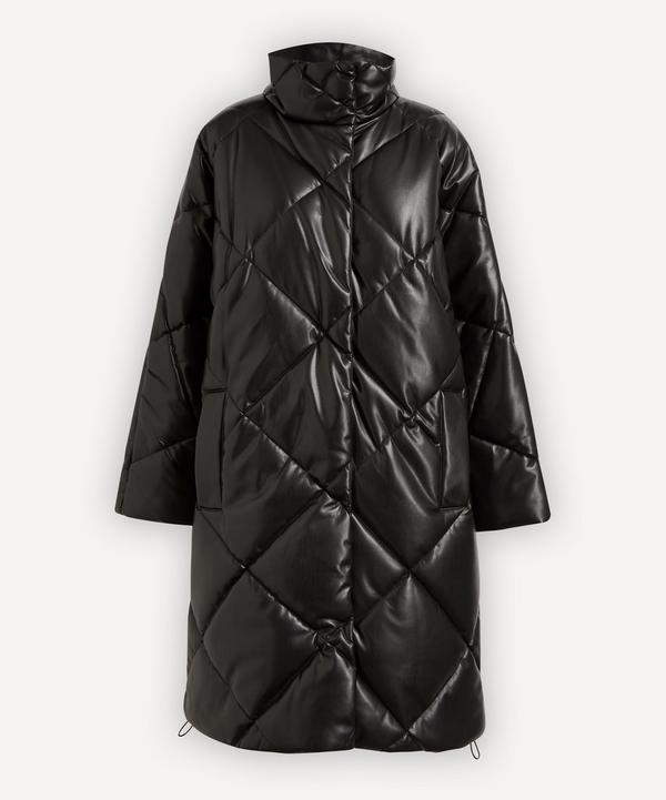 STAND STUDIO - Anissa Quilted Leather Coat