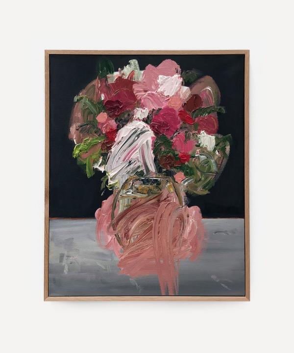 Miranda Boulton - Drifting Original Framed Painting
