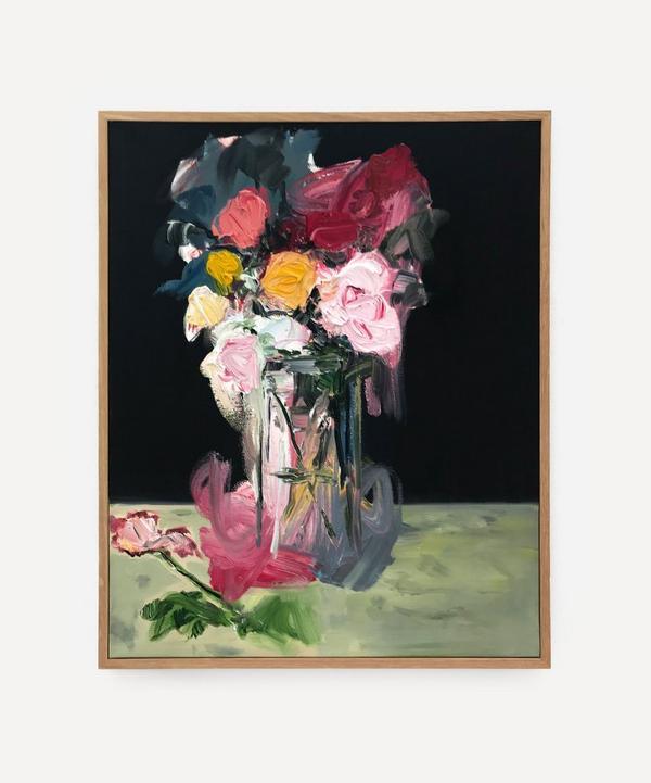 Miranda Boulton - Transform II Original Framed Painting