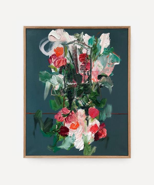 Miranda Boulton - Contained Original Framed Painting